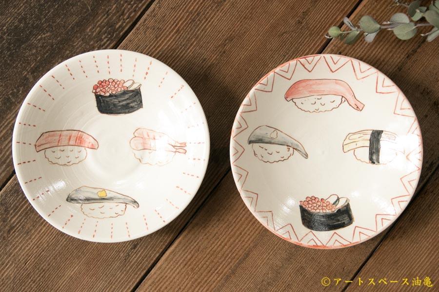 画像1: 田川亞希 寿司皿