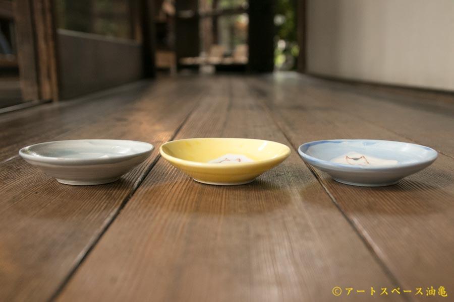 画像3: 田川亞希 ねこ豆皿