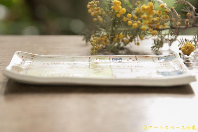 画像5: 田川亞希 間取り豆皿 ラグジュアリ