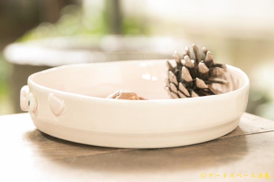 画像3: 田川亞希 アニマルサラダ鉢 ブタ