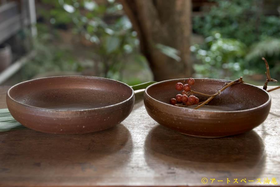 画像2: 高力芳照 備前 小鉢