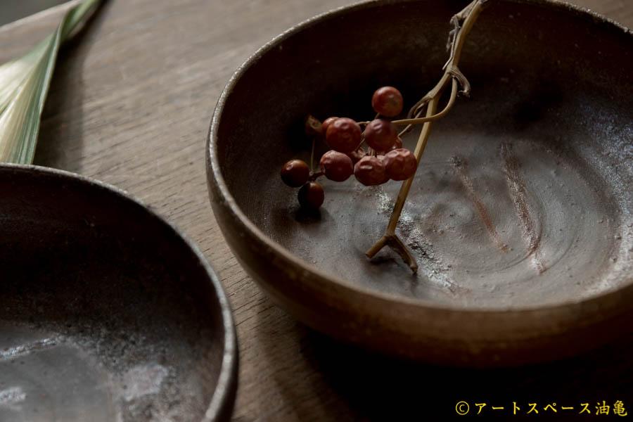 画像4: 高力芳照 備前 小鉢