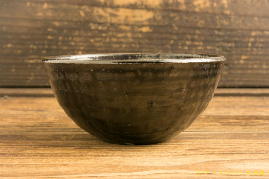 画像2: 高島 悠吏「黒釉 半球カップM」