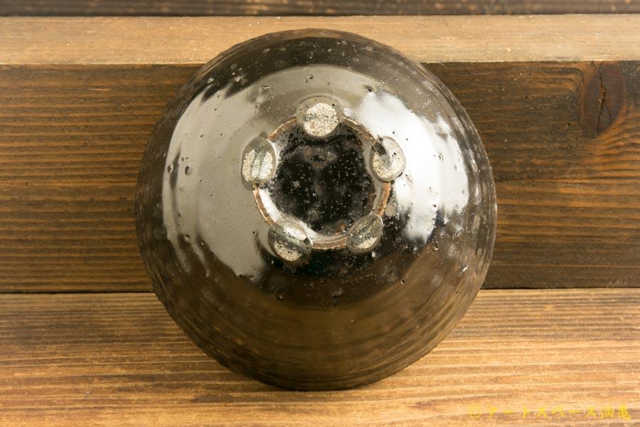 画像4: 高島 悠吏「黒釉 半球カップM」