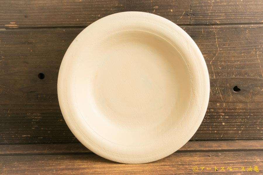 画像3: たま木工商店「白うるしリム皿」