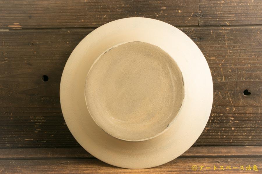 画像5: たま木工商店「白うるしリム皿」