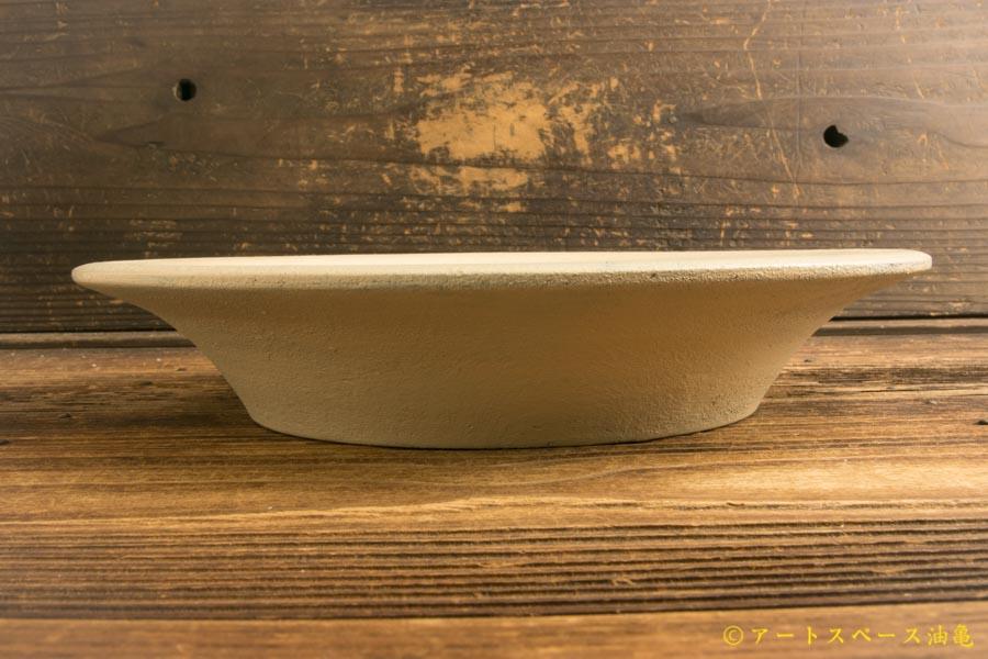 画像4: たま木工商店「白うるしリム皿」
