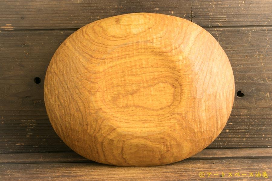 画像4: たま木工商店「だ円皿〈大〉(センダン)」