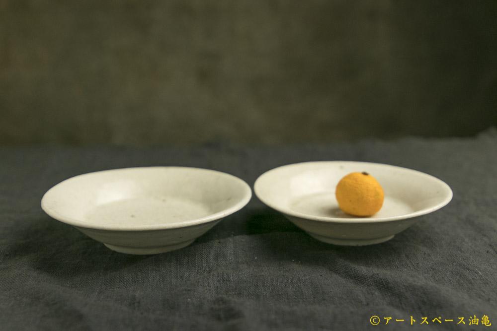 画像4: 田村文宏「白磁皿」