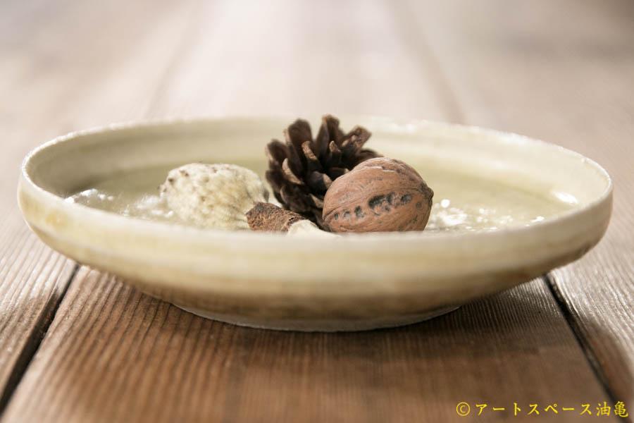 画像2: 田村文宏 灰釉 こども皿