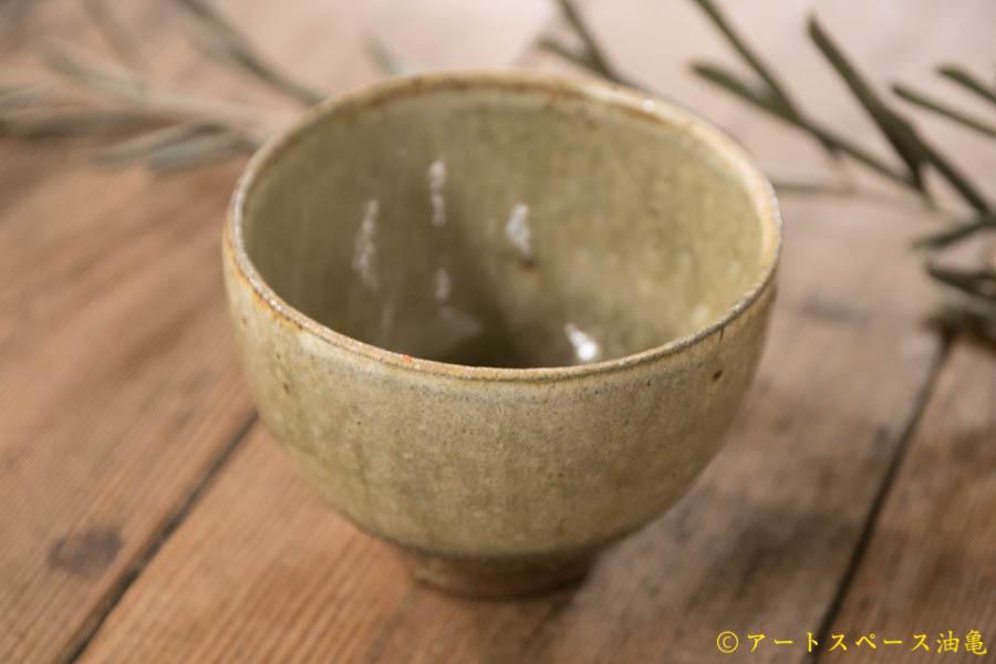 画像3: 田村文宏 灰釉粉引 丸湯呑