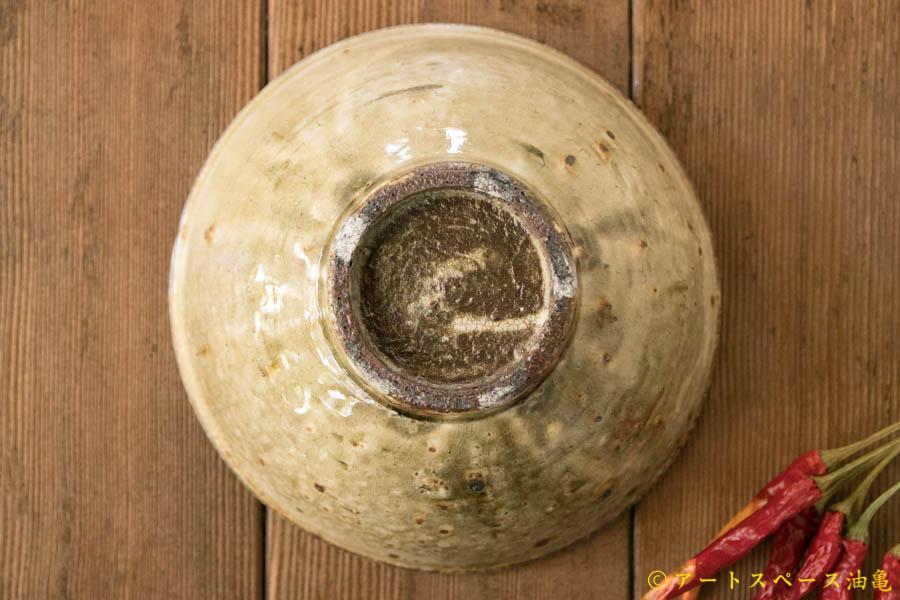 画像4: 田村文宏 灰釉粉引 どんぶり