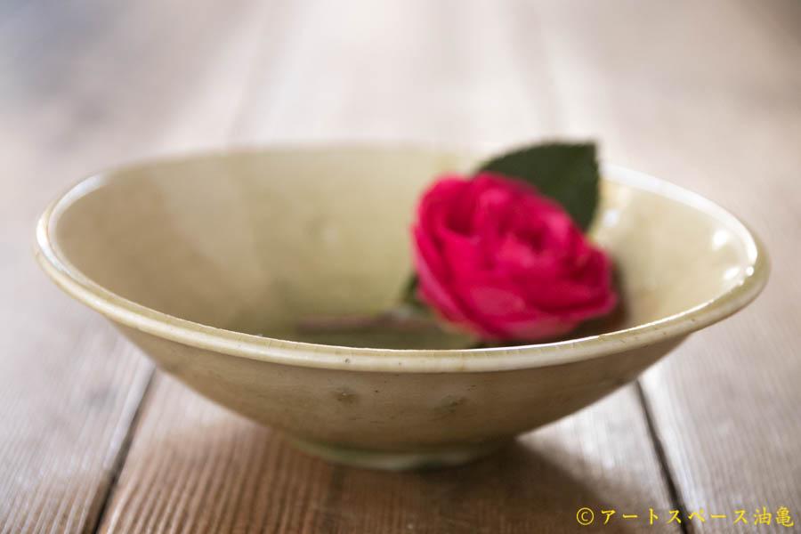 画像3: 田村文宏 灰釉 櫛目鉢