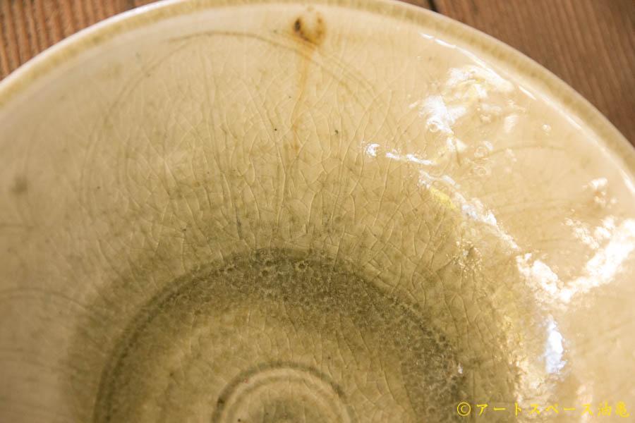 画像4: 田村文宏 灰釉 櫛目鉢