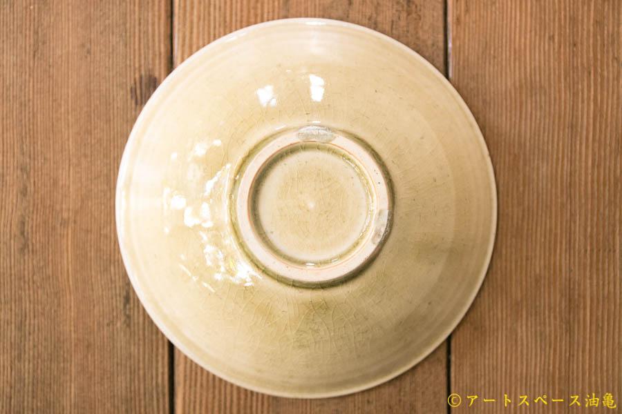 画像5: 田村文宏 灰釉 櫛目鉢