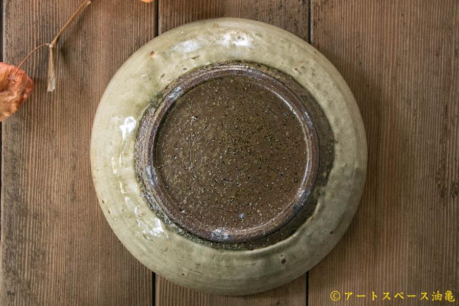 画像5: 田村文宏 灰釉粉引 深皿