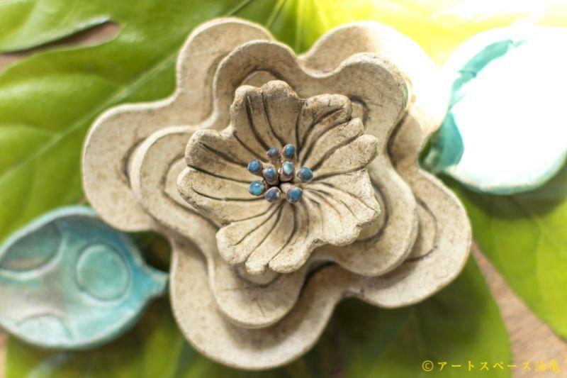 画像1: タナベヨシミ お花のセット(6点)