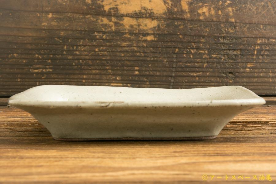画像3: 寺村光輔「泥並釉 角皿小」
