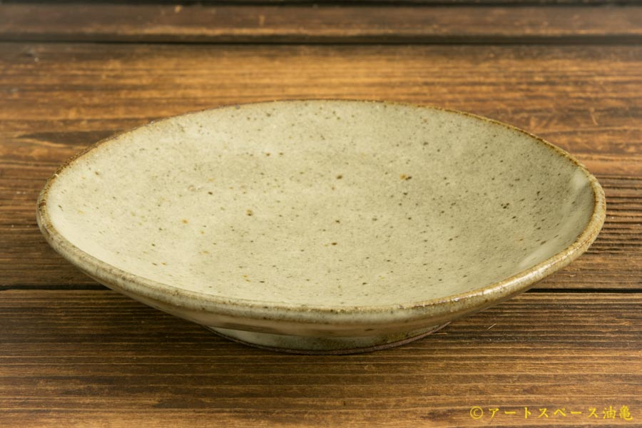 画像3: 寺村光輔「林檎灰釉 取皿」