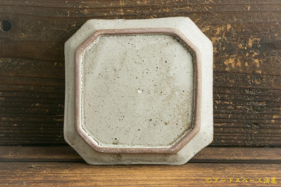 画像3: 寺村光輔「泥並釉 隅入角皿」