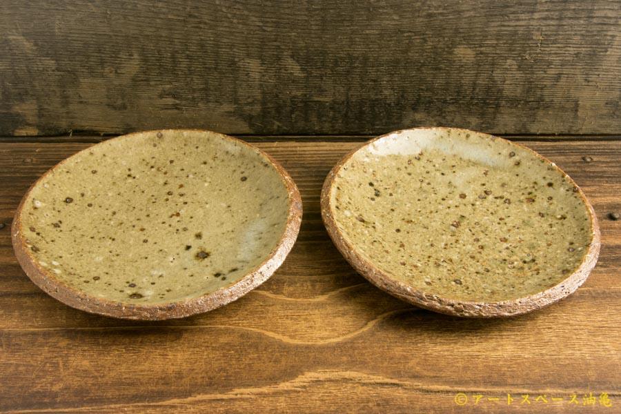 画像3: 寺村光輔「並白釉 4寸丸皿」