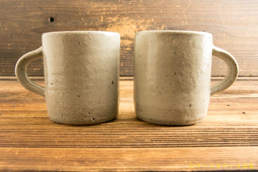 画像3: 寺村光輔「泥並釉 マグカップ(小)」