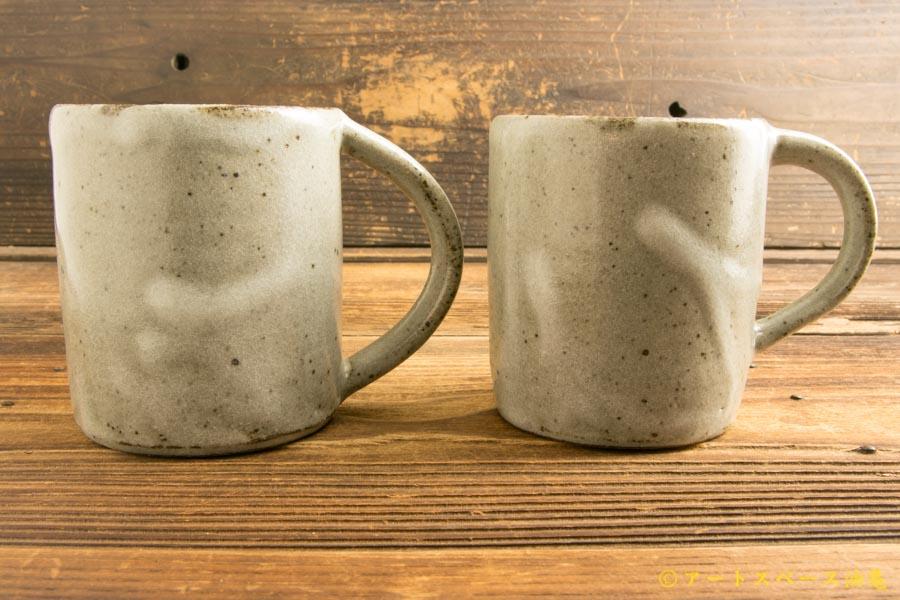画像3: 寺村光輔「長石釉 マグカップ」