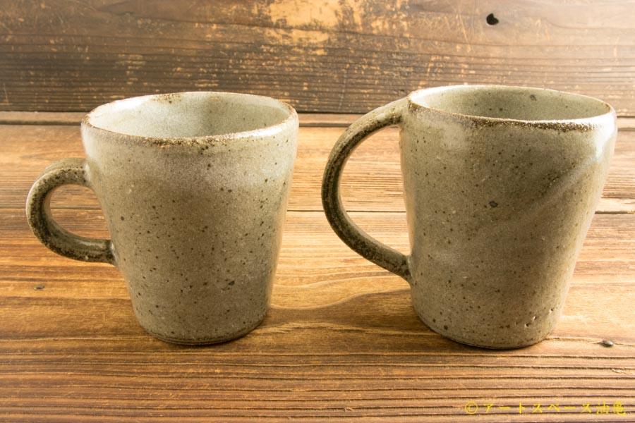 画像2: 寺村光輔「長石釉 マグカップ」
