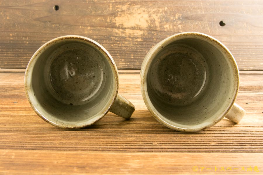 画像3: 寺村光輔「林檎灰釉 マグカップ(小)」
