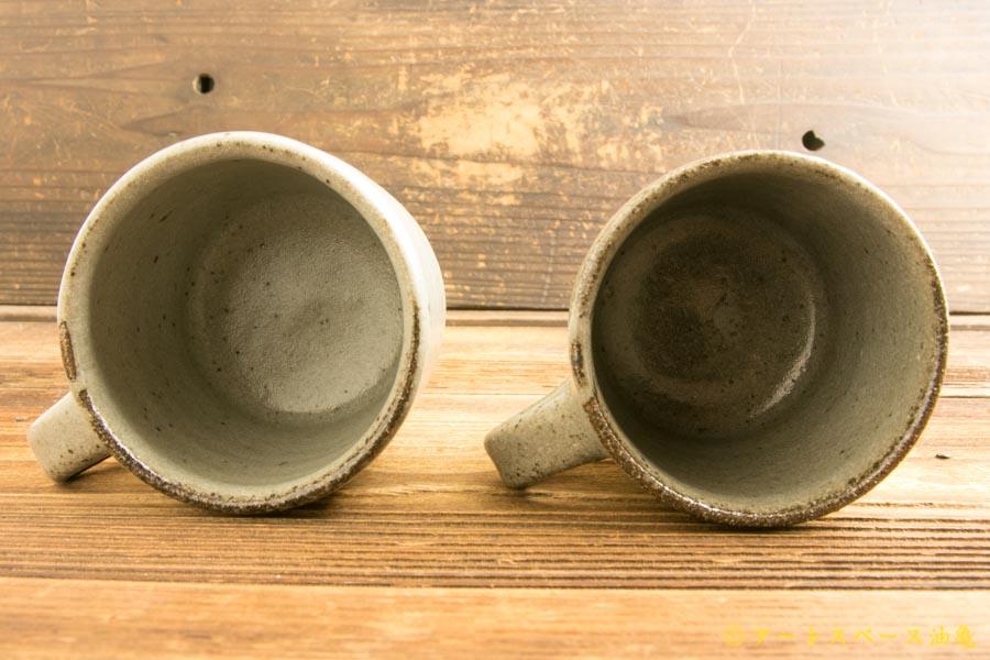 画像3: 寺村光輔「長石釉 マグカップ(小)」