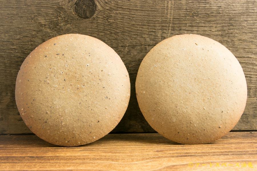画像3: 寺村光輔「並白釉 4寸丸皿(薪)」