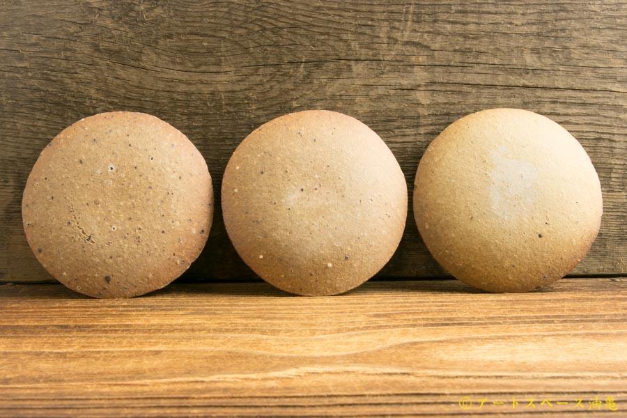 画像3: 寺村光輔「糠青磁釉 3寸丸皿(薪)」