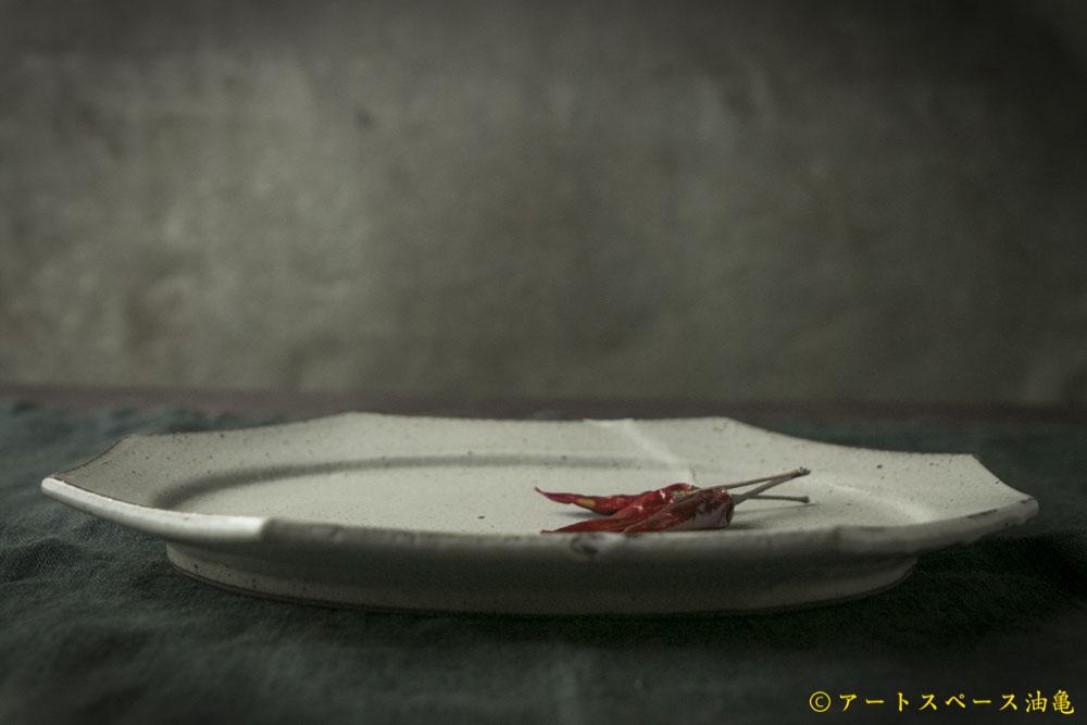 画像4: 寺村光輔「泥並釉 オクトゴナル(大)」