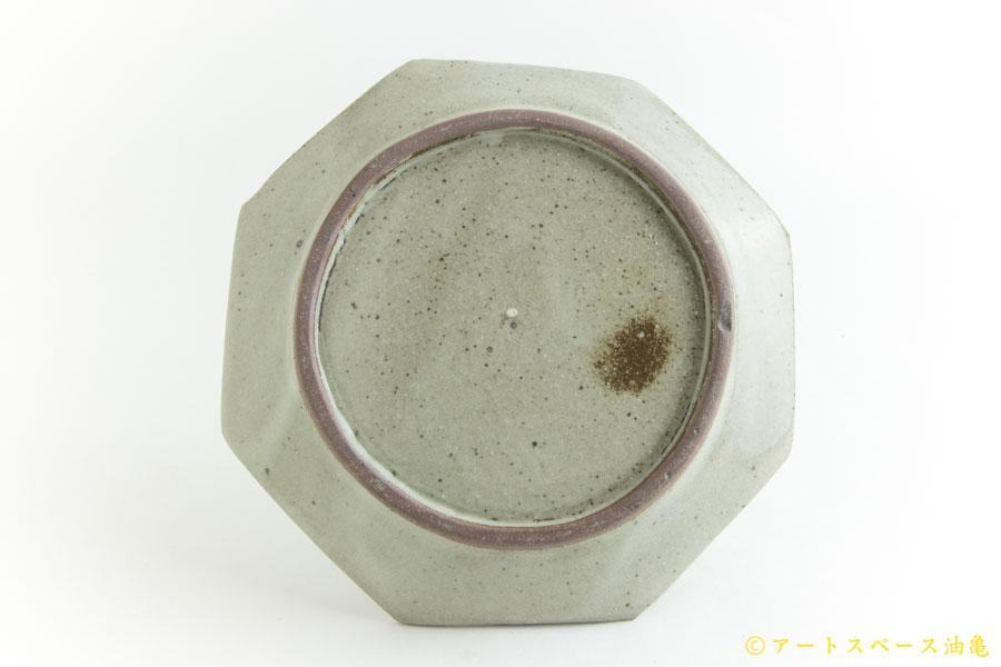 画像5: 寺村光輔「泥並釉 オクトゴナル5寸皿」