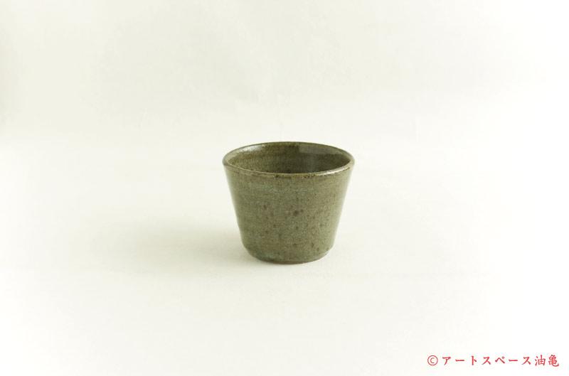 画像1: 寺村光輔「長石釉 蕎麦猪口」