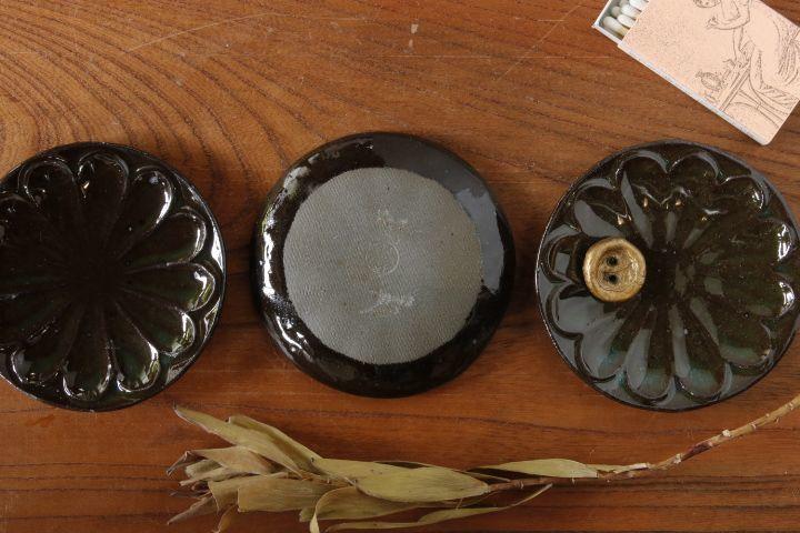 画像4: 遠山貴弘「菊割 豆皿」【アソート作品】