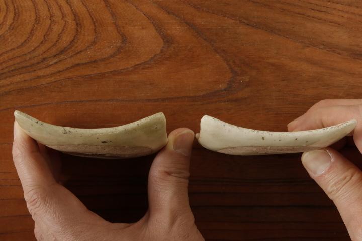 画像4: 馬川祐輔「角 豆皿」