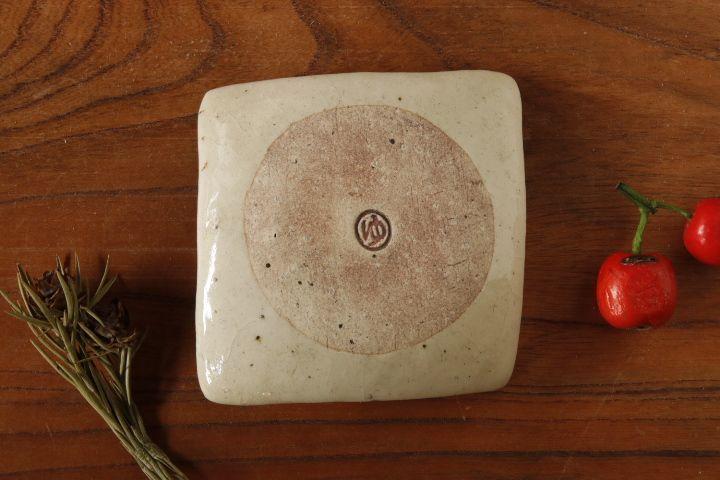 画像2: 馬川祐輔「角 豆皿」
