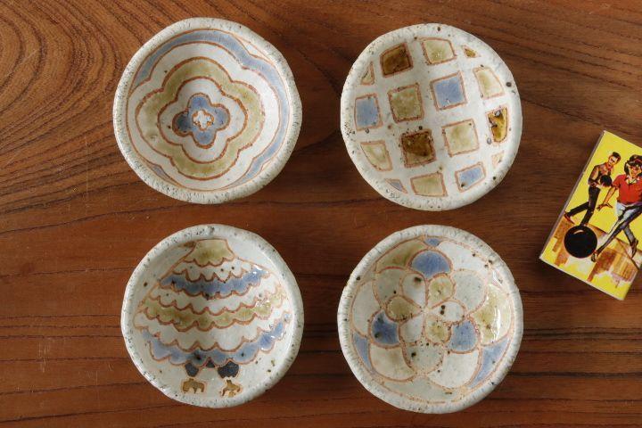 画像1: 馬川祐輔「豆々皿」