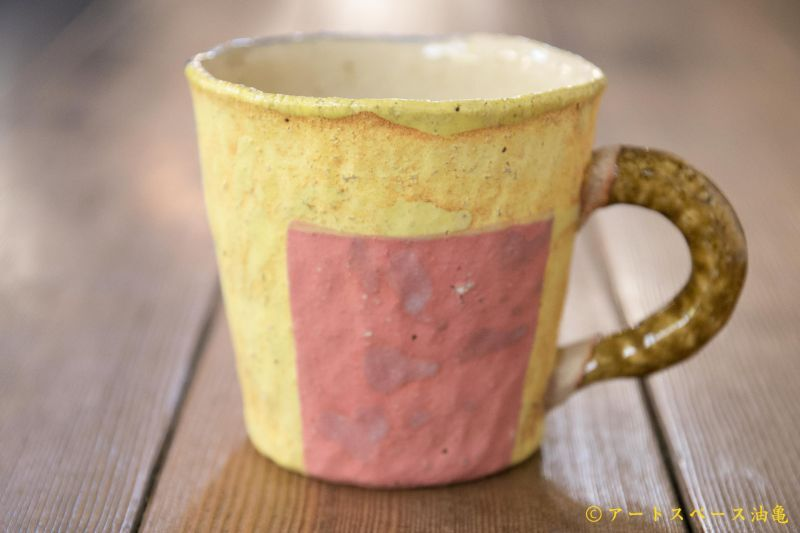 画像1: 馬川祐輔 マグカップ