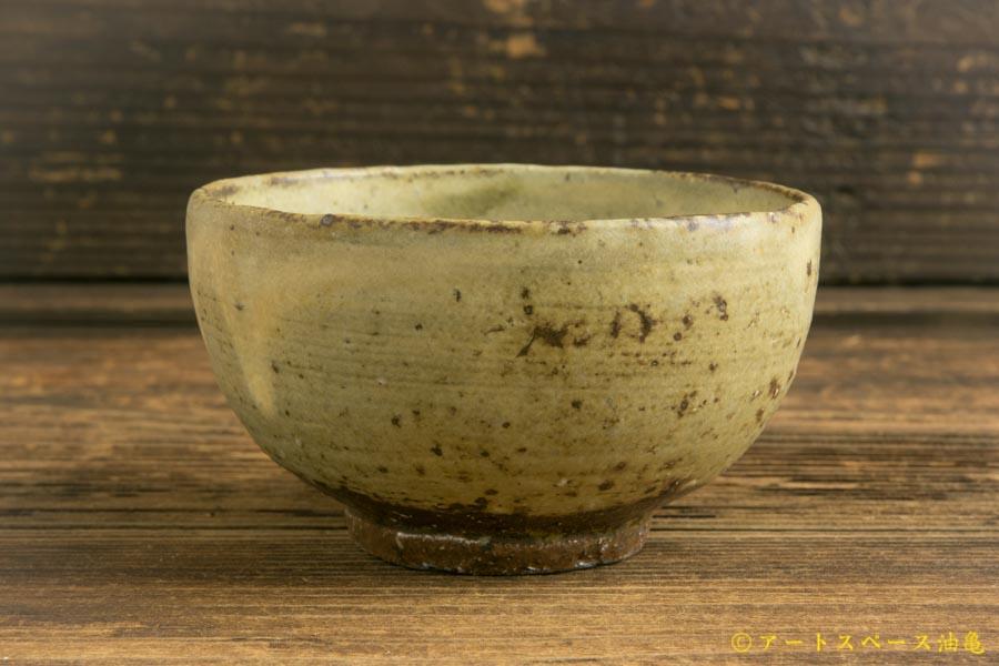 画像3: 梅田健太郎「松井農園マスカット オブ アレキサンドリア 粉引唐津ブドウ灰 小鉢」