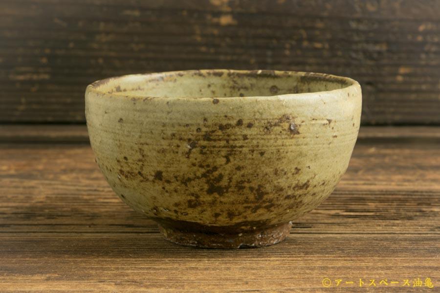 画像2: 梅田健太郎「松井農園マスカット オブ アレキサンドリア 粉引唐津ブドウ灰 小鉢」