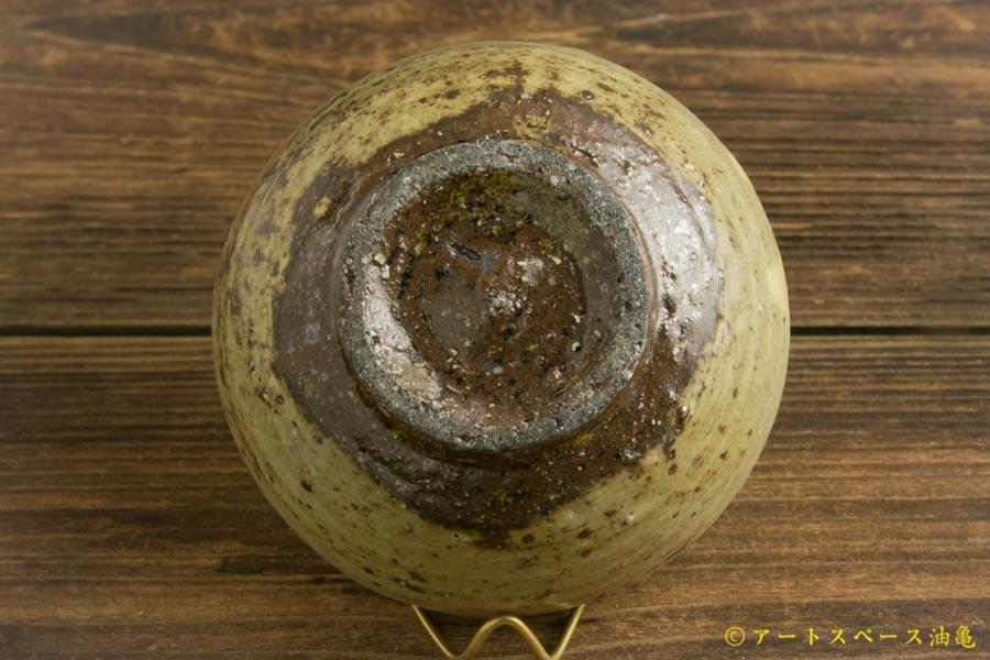 画像4: 梅田健太郎「松井農園マスカット オブ アレキサンドリア 粉引唐津ブドウ灰 小鉢」