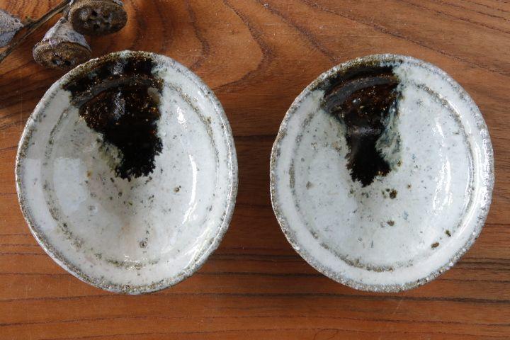 画像1: 梅田健太郎「朝鮮唐津 豆鉢」