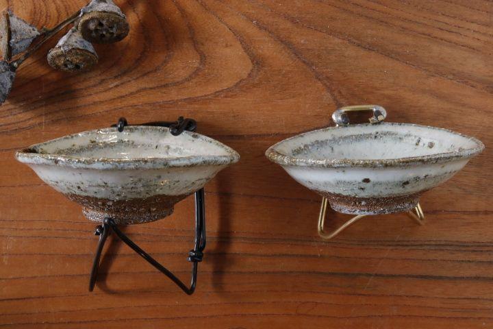 画像2: 梅田健太郎「朝鮮唐津 豆鉢」