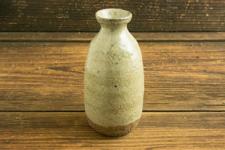 画像2: 梅田健太郎「唐津桃灰釉 酒注」