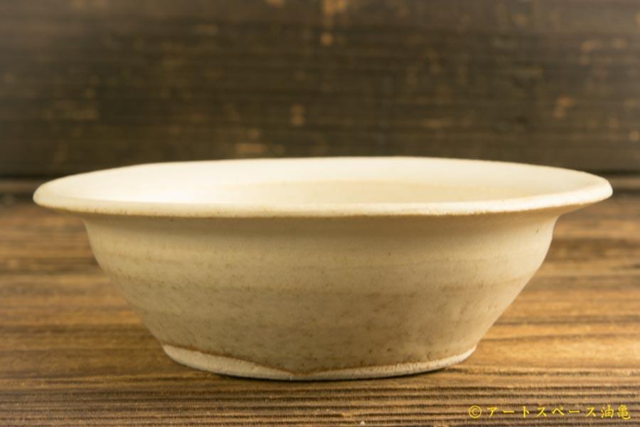 画像1: 八木橋昇 「耐熱白 リム小鉢」
