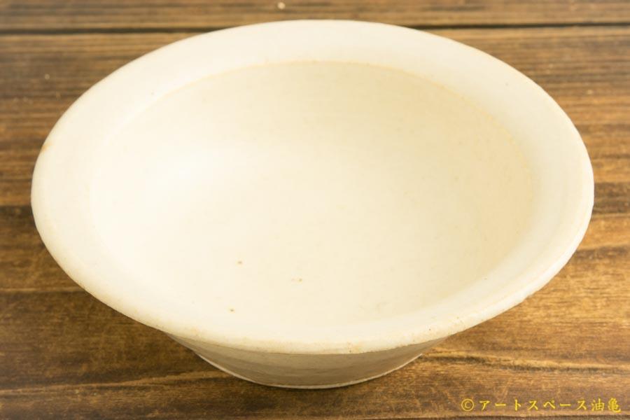 画像3: 八木橋昇 「耐熱白 リム小鉢」