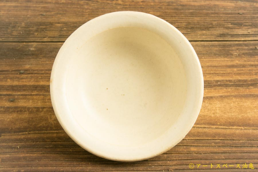 画像2: 八木橋昇 「耐熱白 リム小鉢」