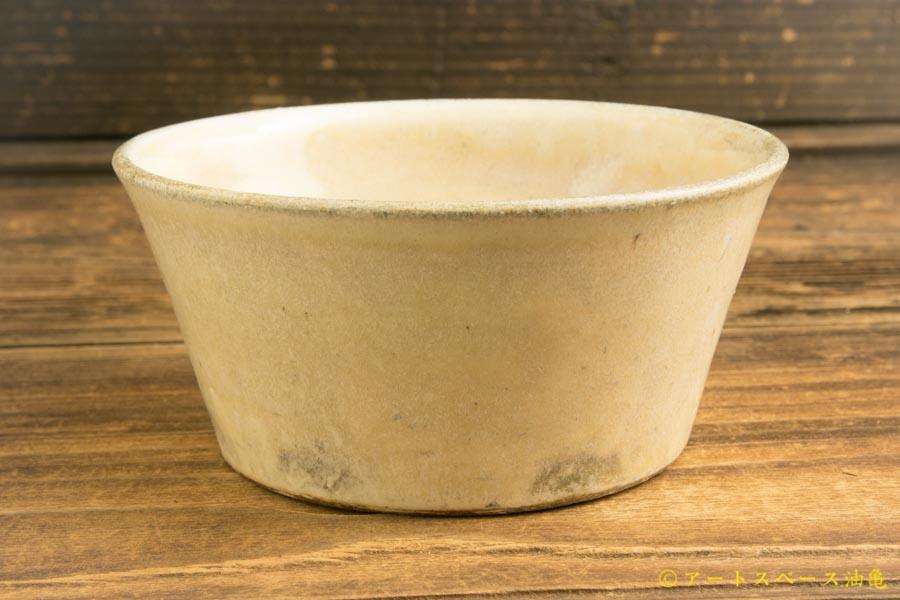 画像2: 八木橋昇「黄化粧 4寸深鉢」
